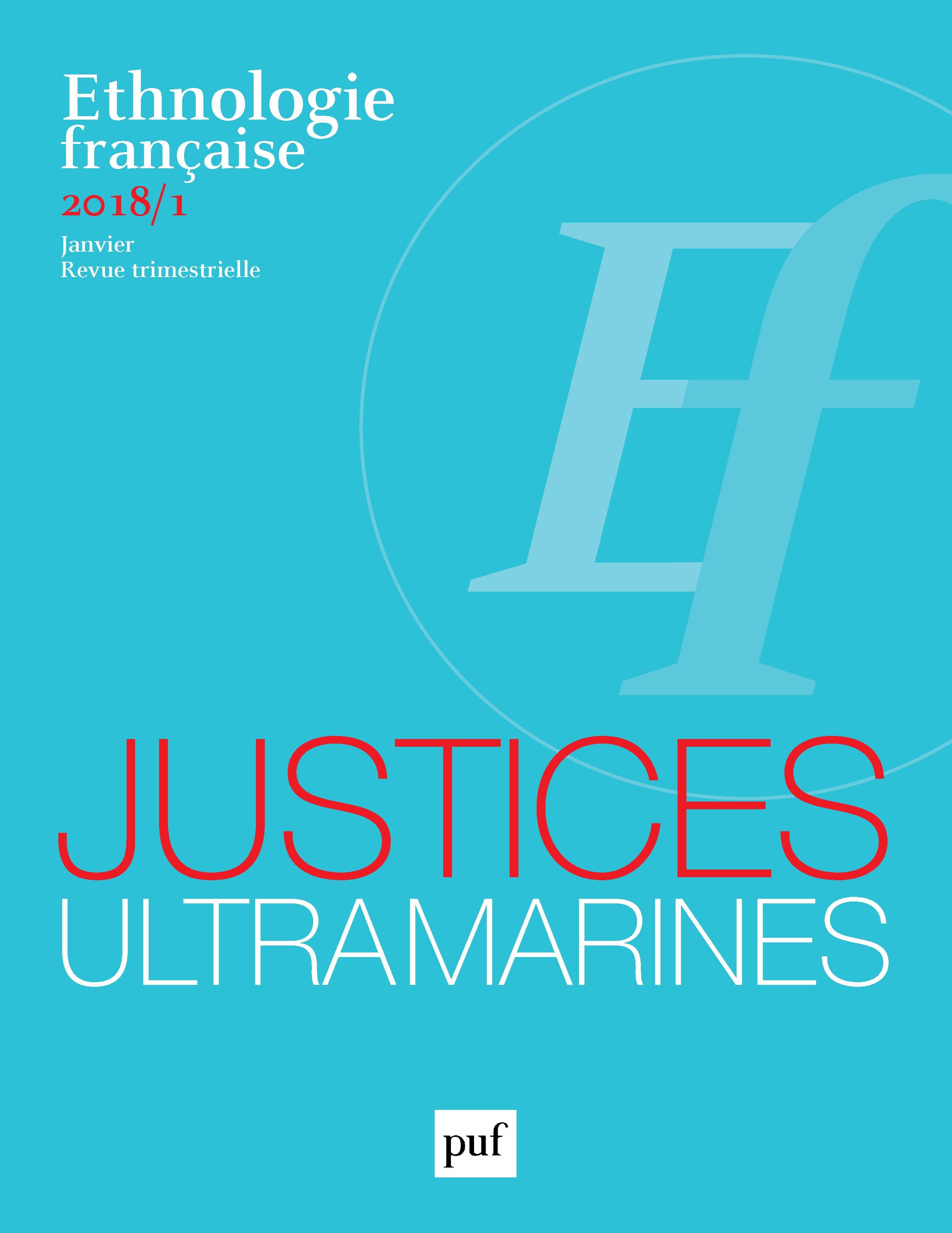 Justices ultramarines