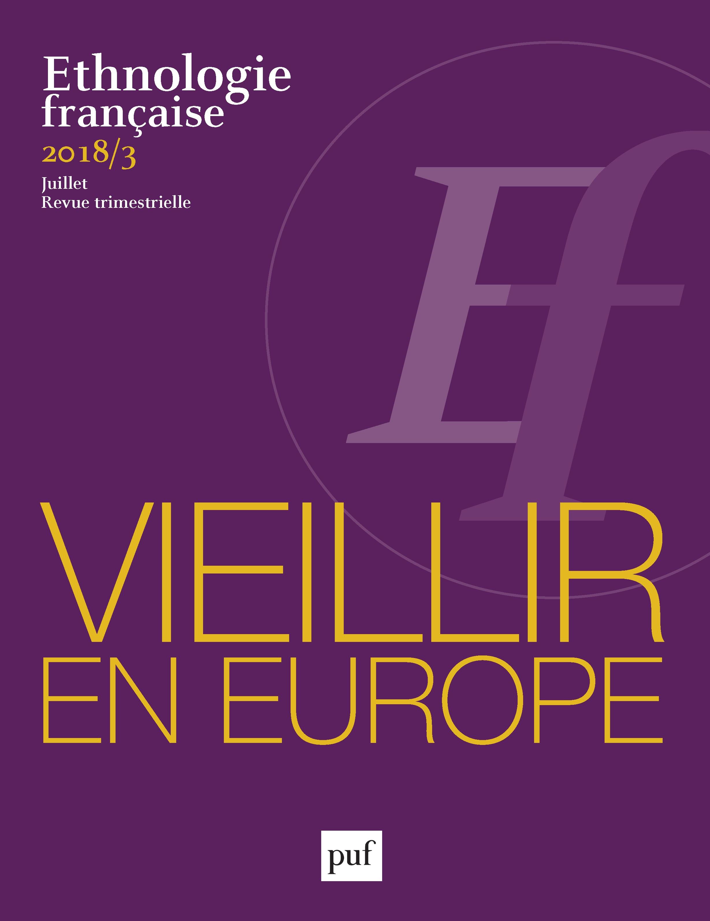 Vieillir en Europe