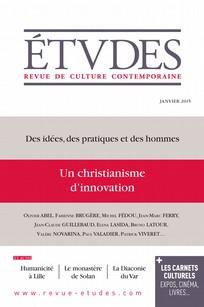 Pour un christianisme d'innovation | Euvé, François
