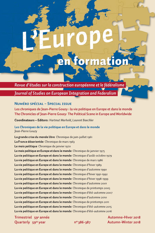 Dans Le Politique Vie Europe MondeCairn En info La Et 80wOXnPkN