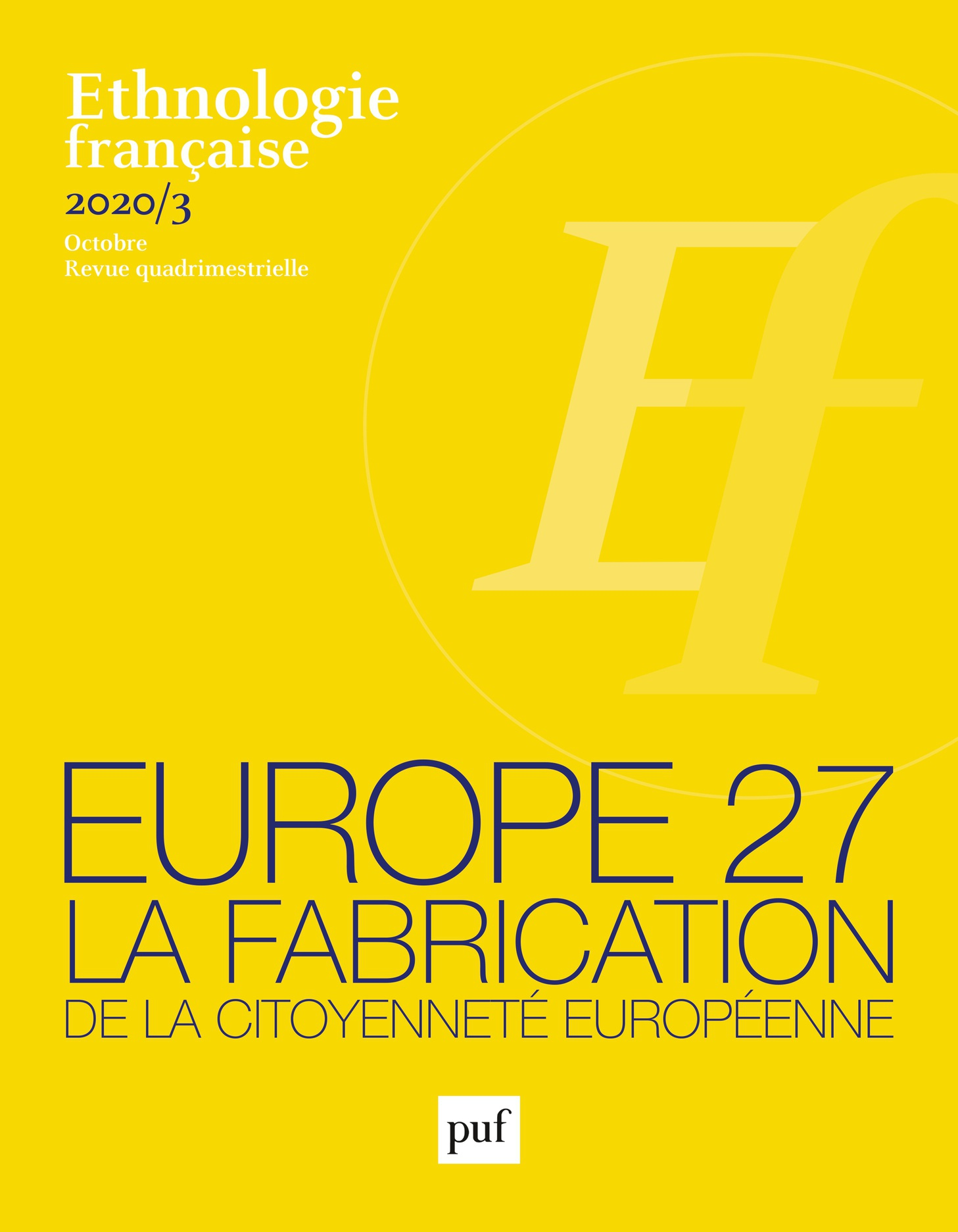 Europe 27: Building European citizenship