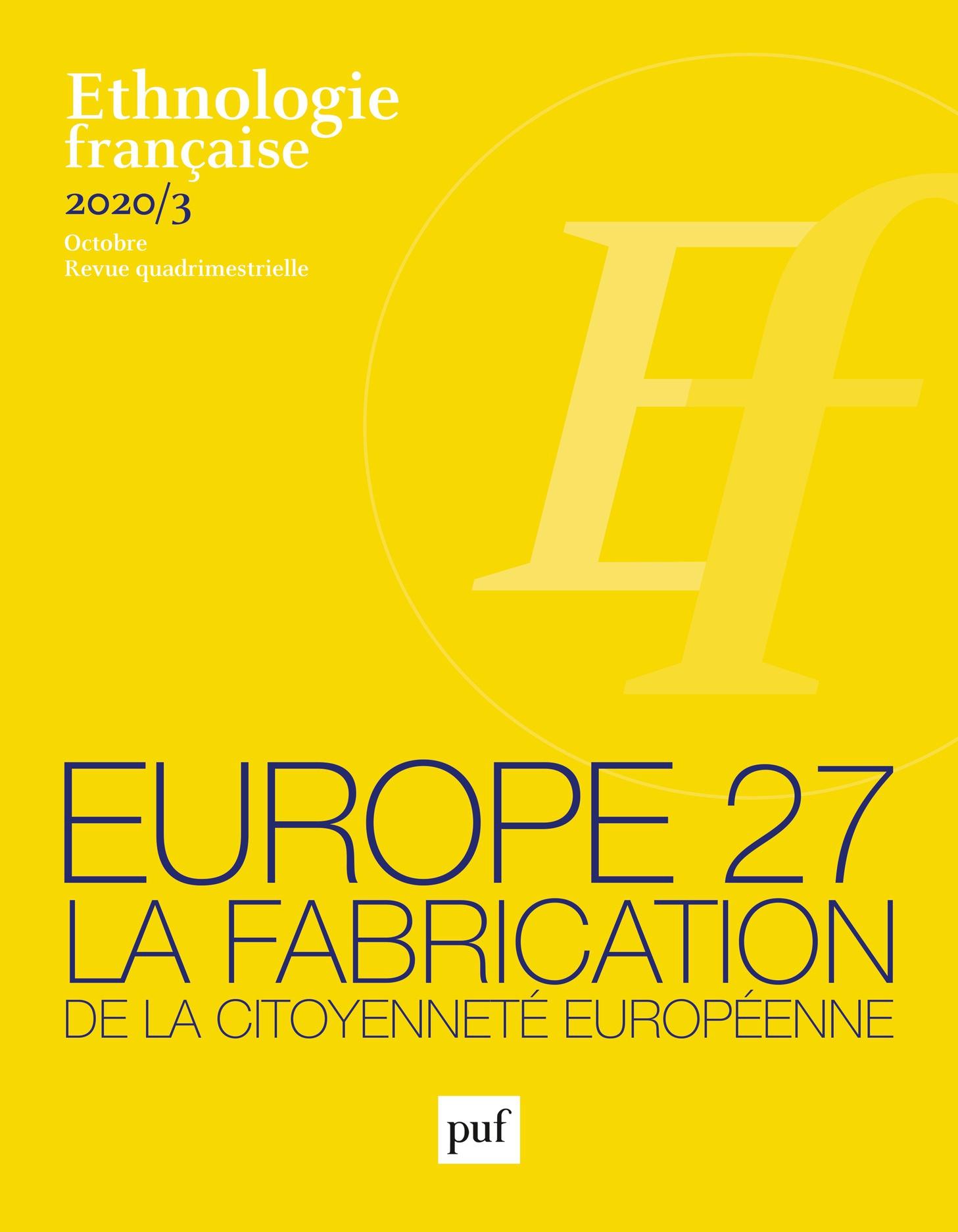 Europe 27: Building European citizenship