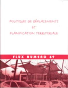 Transportation Policies and Territorial Planning