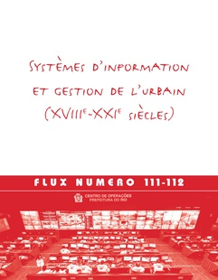 Information systems and urban management (18th-21st centuries)