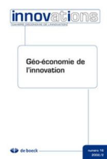 The Geo-Economy of Innovation