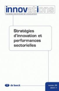 Innovation Strategies and Sector Performances