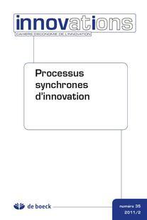 Synchronized Innovation Processes