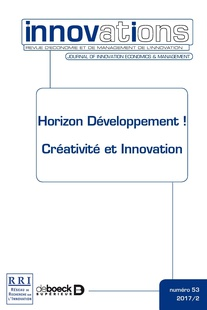 Development Horizon: Creativity and Innovation
