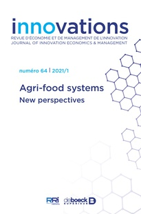 Agri-food systems: New perspectives