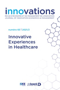 Innovative experiences in healthcare