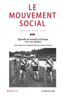 Athletes at Work in Europe (20th-21st Centuries)