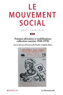 African Women and Collective Mobilisation (1940s–1970s)