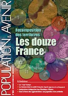 Reorganization of Territories: France in Twelve Versions