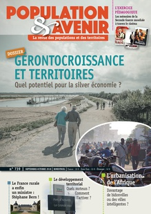 The territorial implications of gerontogrowth