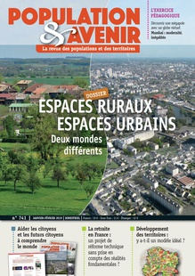Rural space, urban space