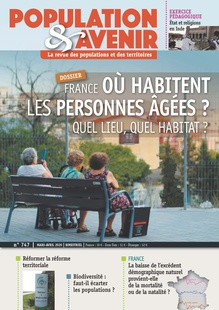 Where do the elderly live?
