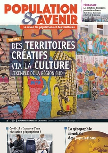 Territories where culture is encouraging creativity