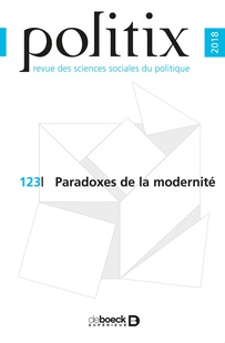 The paradoxes of modernity