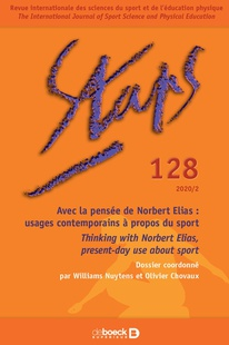 Thinking with Norbert Elias, present-day use about sport