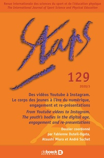 From Youtube videos to Instagram. The youth's bodies in the digital age, engagement and re-presentations