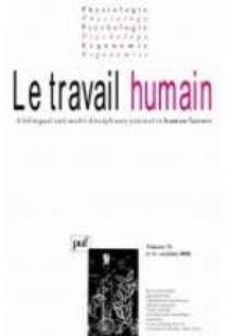 Le Travail Humain 2008/4