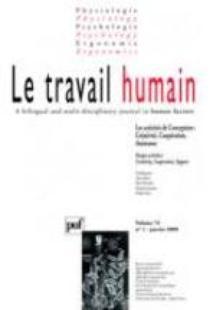 Le Travail Humain 2009/1