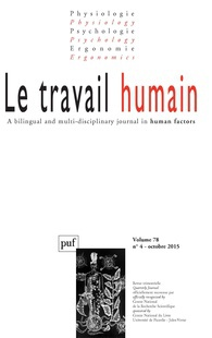 Le travail humain 2015/4