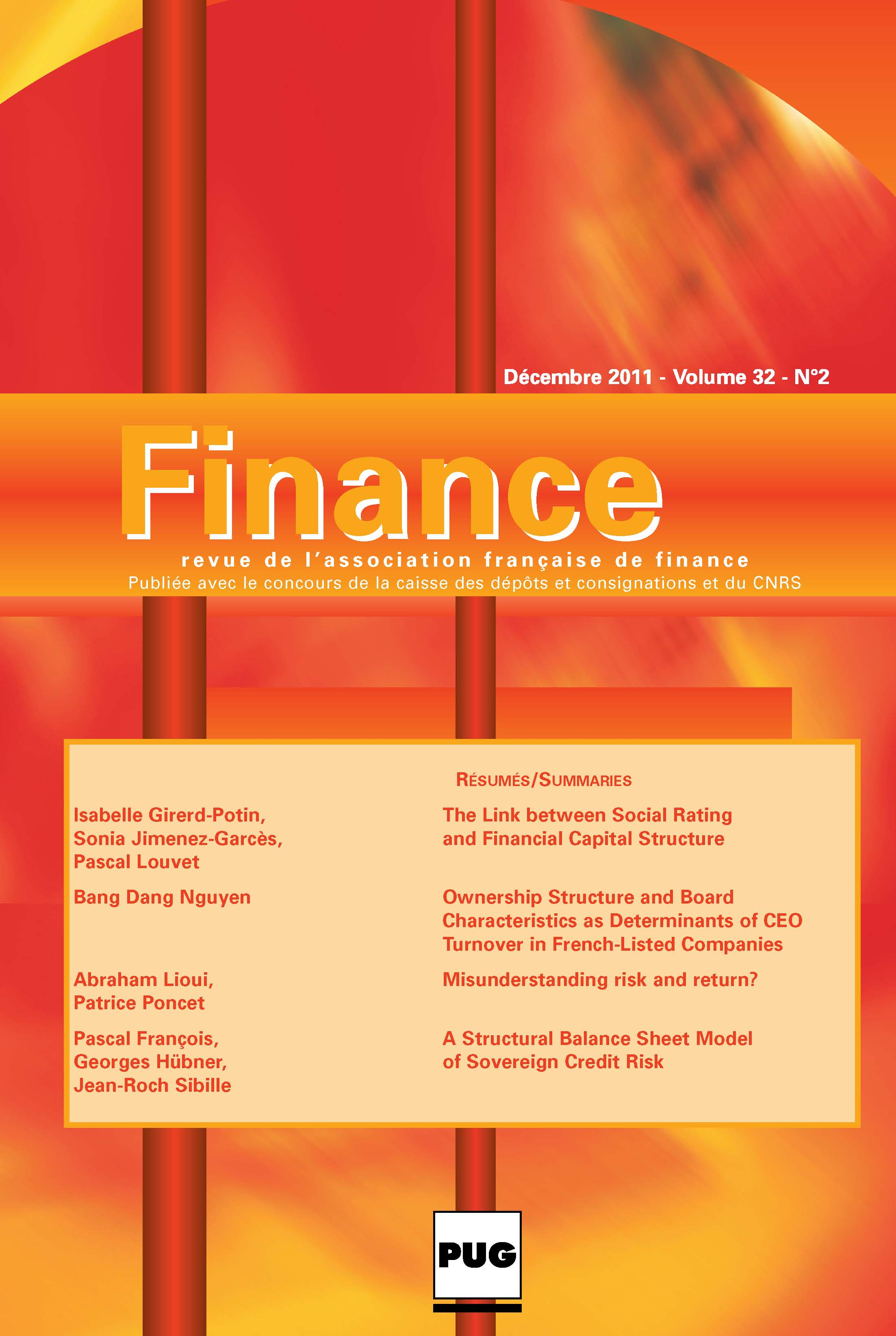 The Link Between Social Rating And Financial Capital Structure
