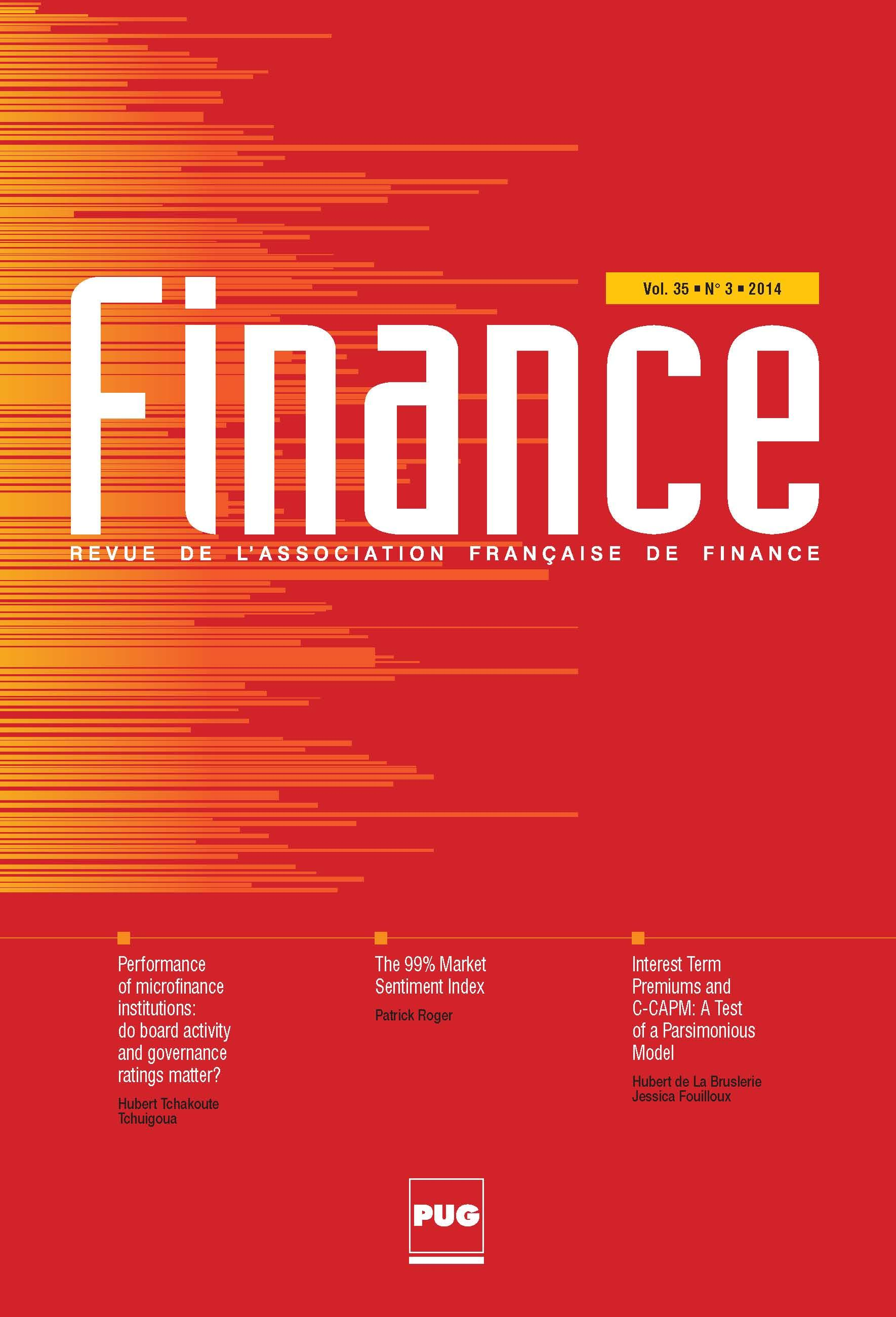 Performance of microfinance institutions do board activity and ...