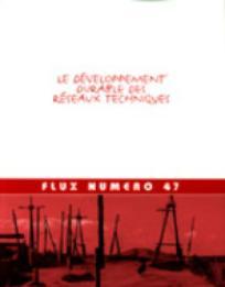 Le développement durable des réseaux techniques