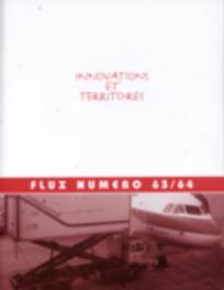 Innovations et territoires