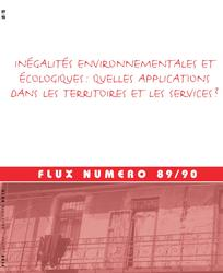 « Inégalités environnementales et écologiques : quelles applications dans les territoires et les services ? »