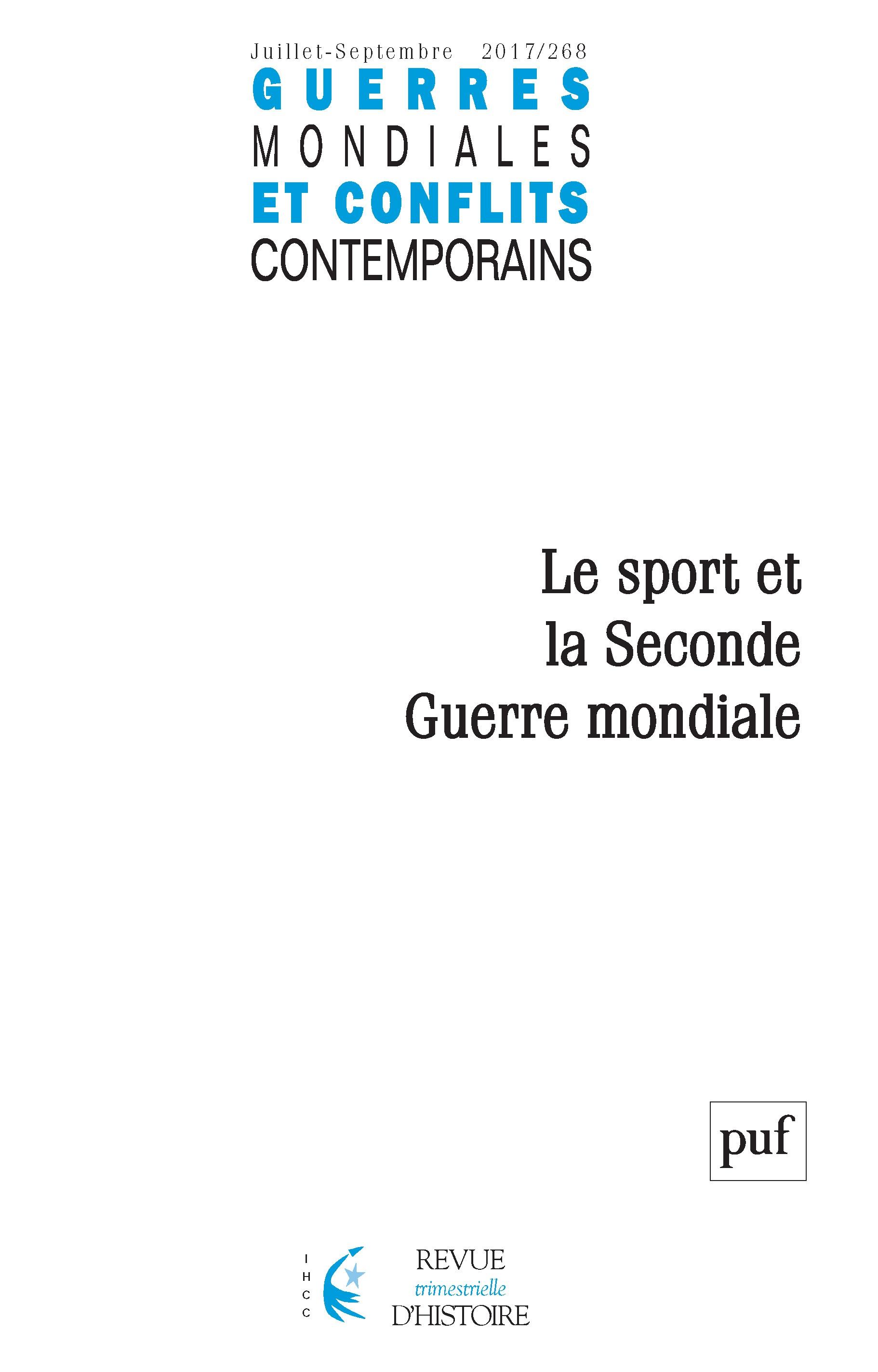 88ae830ac6b5a8 Le sport échappatoire ou résistance   L exemple de Paris et de Toulouse    Cairn.info