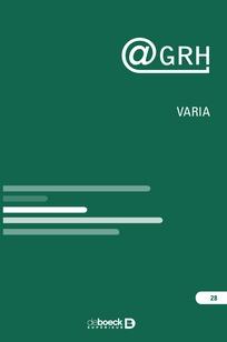 Évolution et diversité des situations de travail : une analyse à travers les notions de « travail autonome » et de « travail au projet »