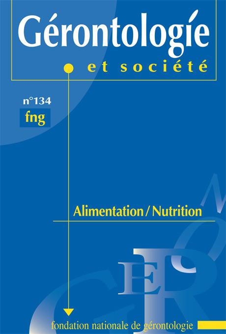 Nutrition Vieillissement Et Santé Cairn Info