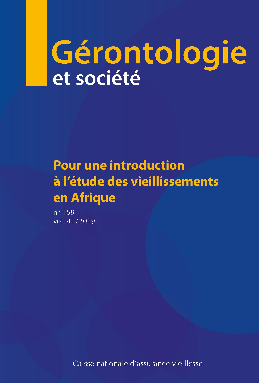 introduction a la gerontologie