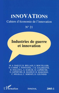 Industries de guerre et innovation