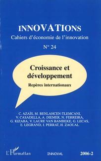 Croissance et développements