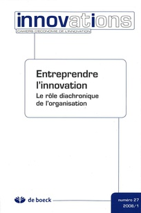 Entreprendre l'innovation