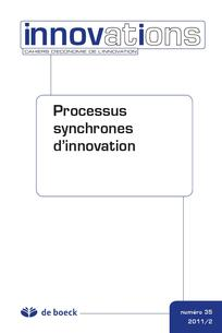 Processus synchrones d'innovation