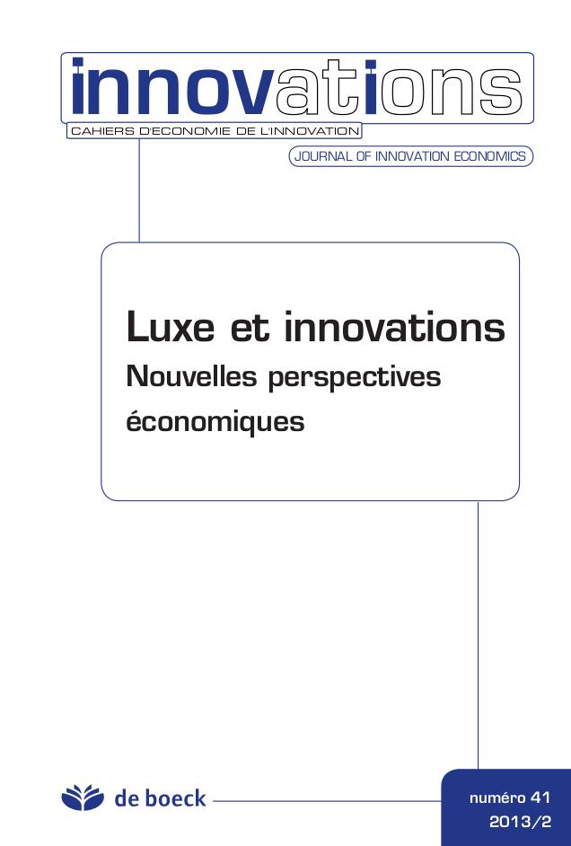 Entrepreneurs historiques de l industrie du luxe et innovation permanente    Cairn.info 54857d1a00c4