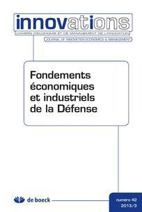 Fondements économiques et industriels de la Défense