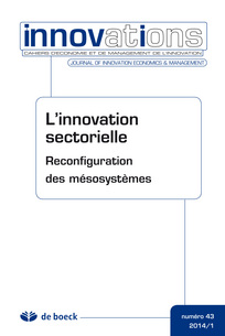 L'innovation sectorielle