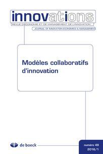 Modèles collaboratifs d'innovation