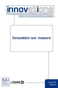Innovation sur mesure