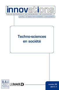 Techno-sciences en société