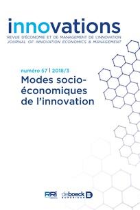 Modes socio‑économiques de l'innovation