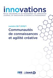 Communautés de connaissances et agilité créative