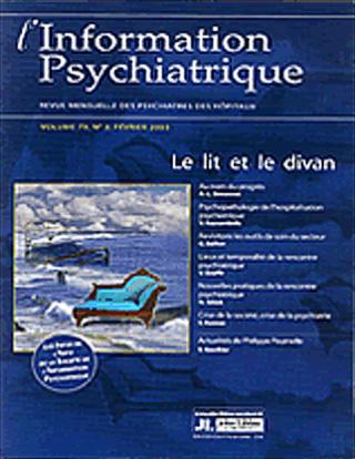 psychiatre datant psychologue
