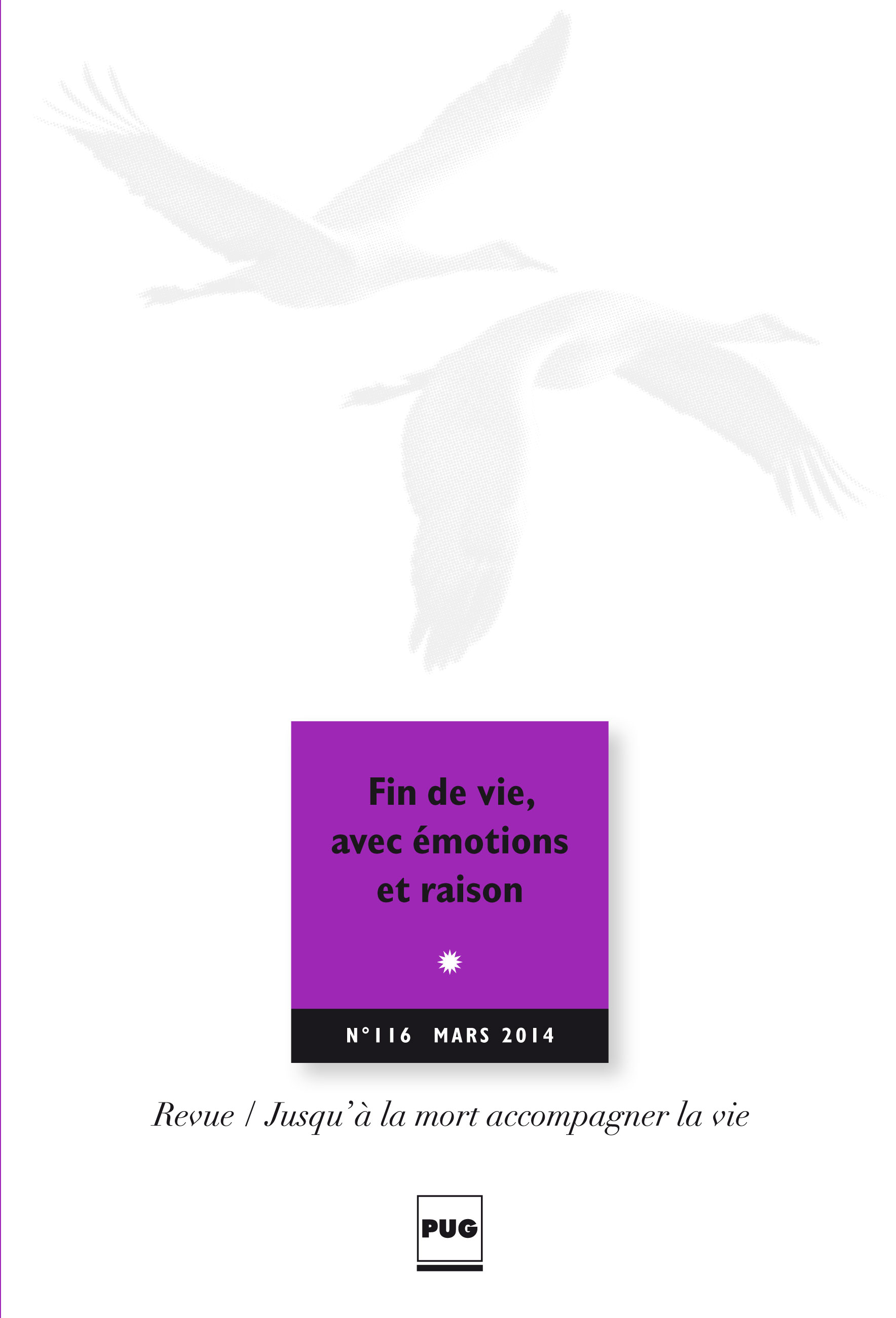 Fin De Vie Avec émotions Et Raison Cairn Info